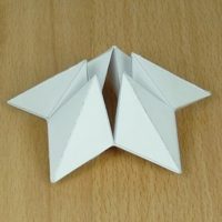Caleidociclo decagonal medio cerrado