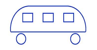Hacia dónde va el autobús