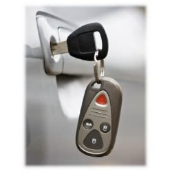 Abrir el coche sin tener las llaves....